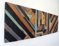 Natural Wood Wall Decor