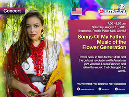 15 August - Songs Of My Father Music of
