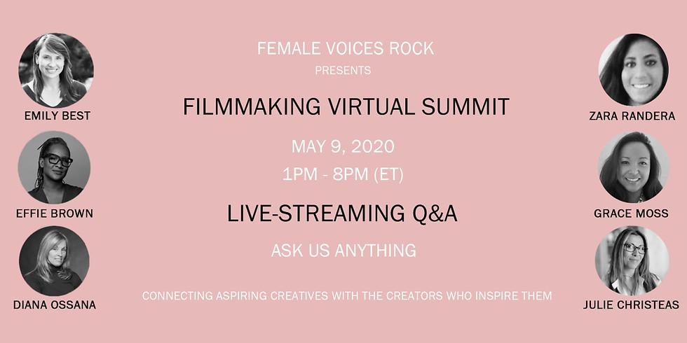 Virtual Filmmaking Summit