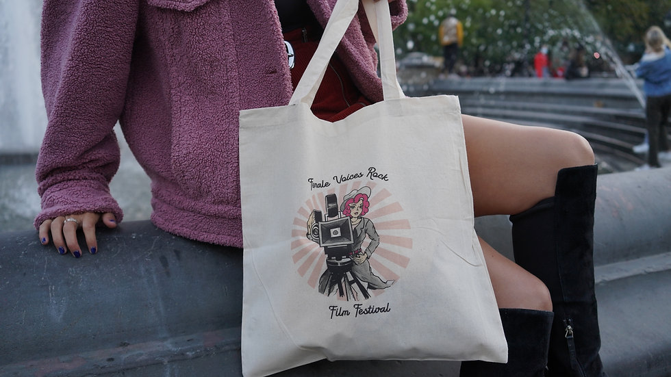 FVR Official Tote