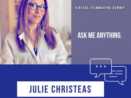 Interview with Julie Christeas.