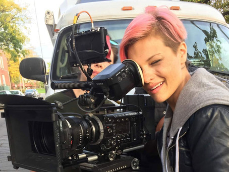 "Meet the filmmakers: Camille Hollett-French ""FREYA"""