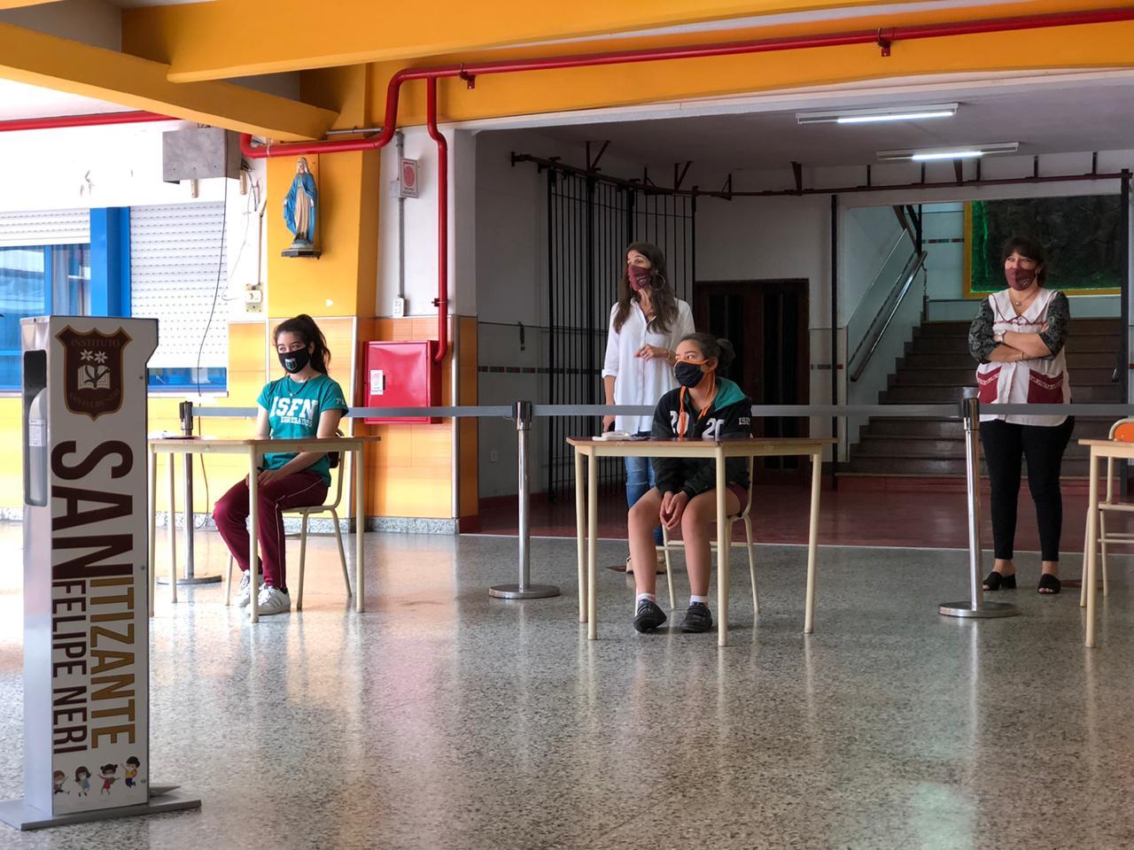 Vuelta a Clases en el SanFe (3)
