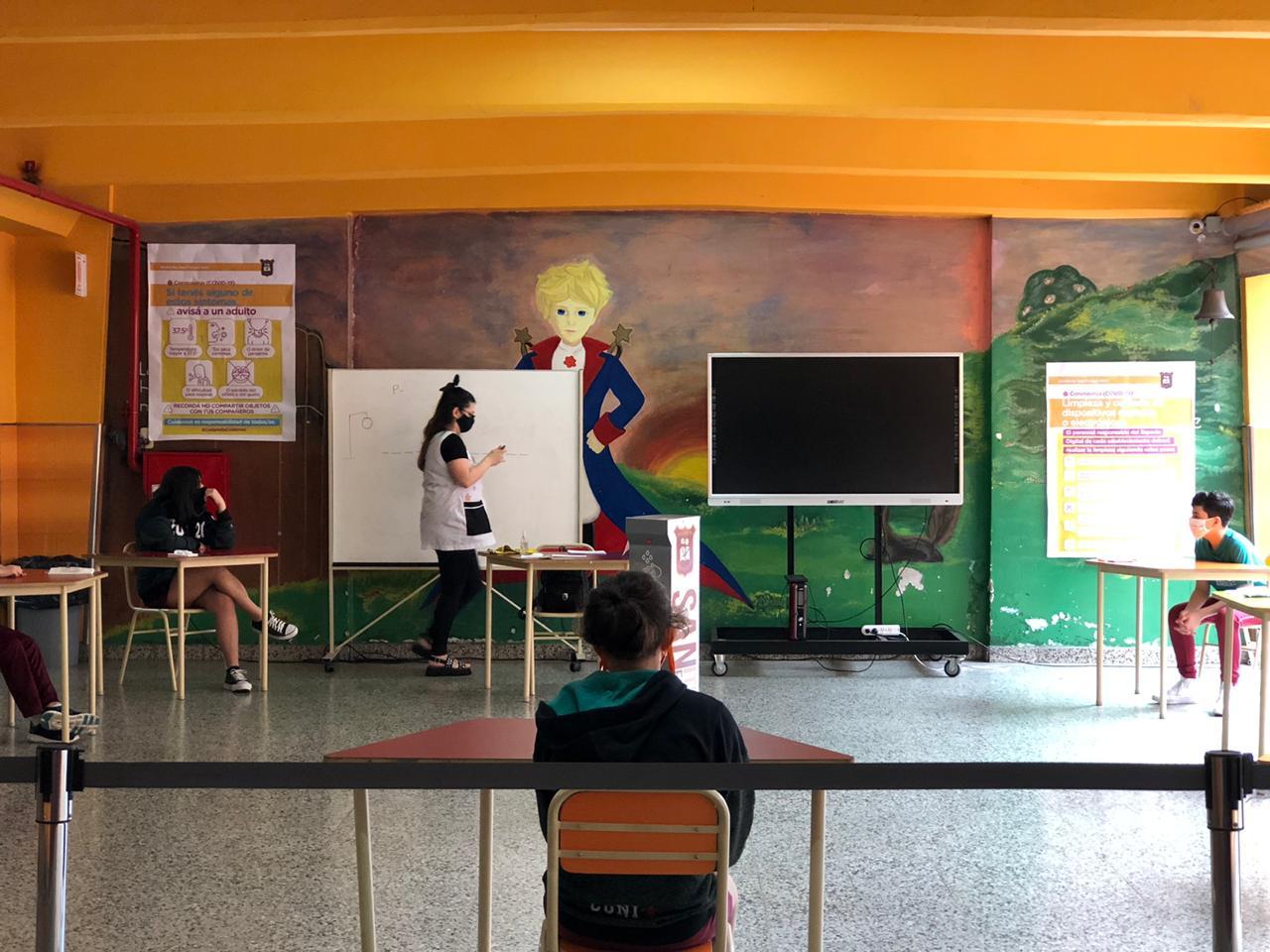 Vuelta a Clases en el SanFe (11)