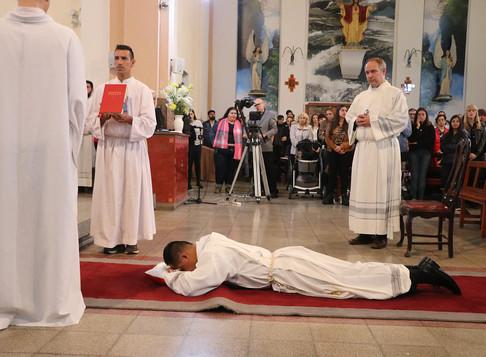 Diaconado de Jhonny