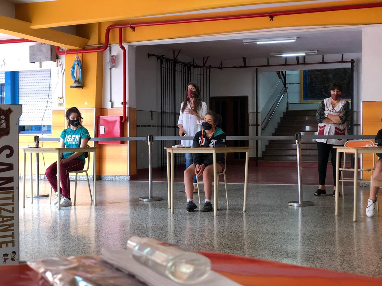 Vuelta a Clases en el SanFe (14)
