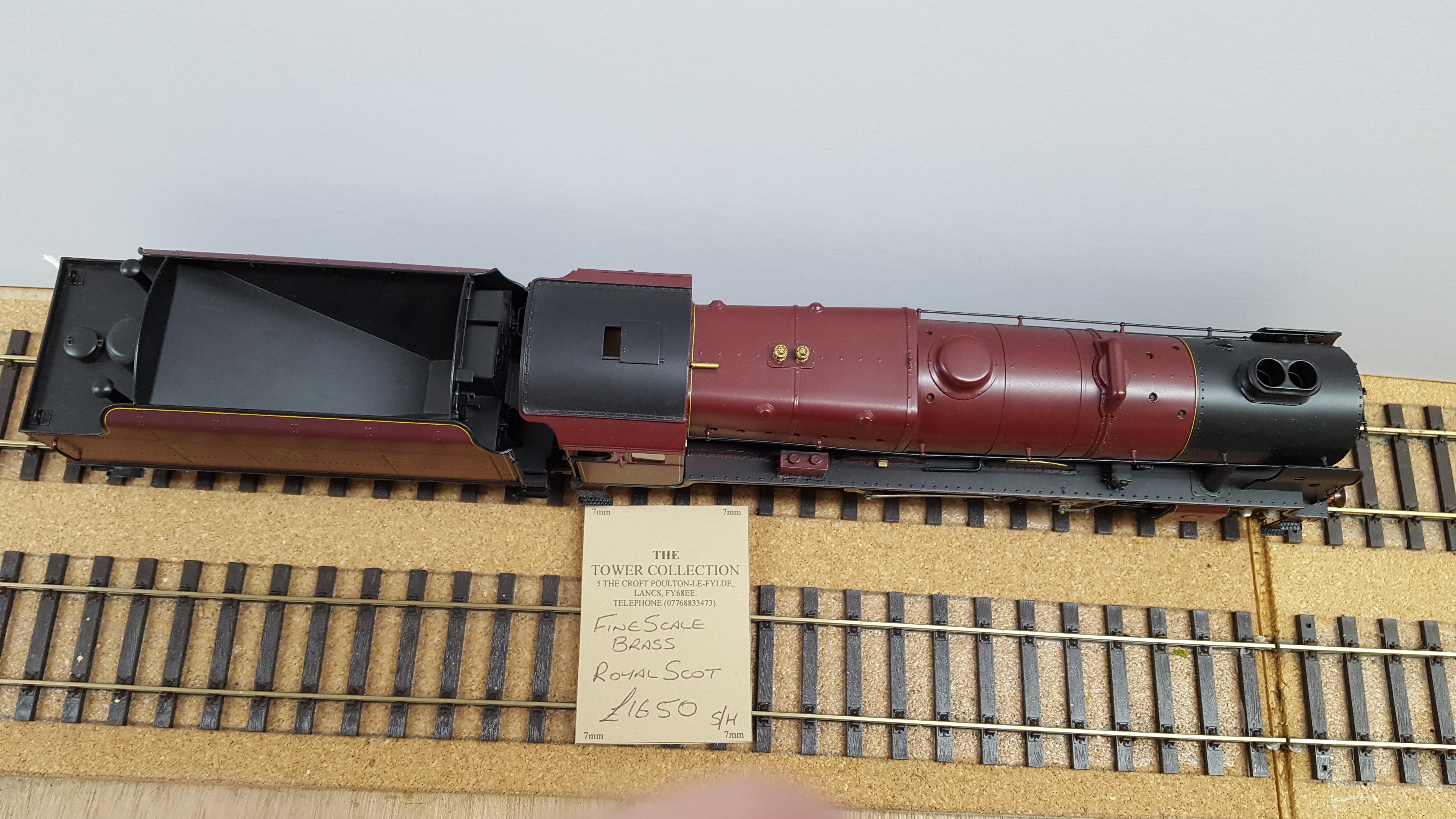 LMS Royal Scot 6100 (5)