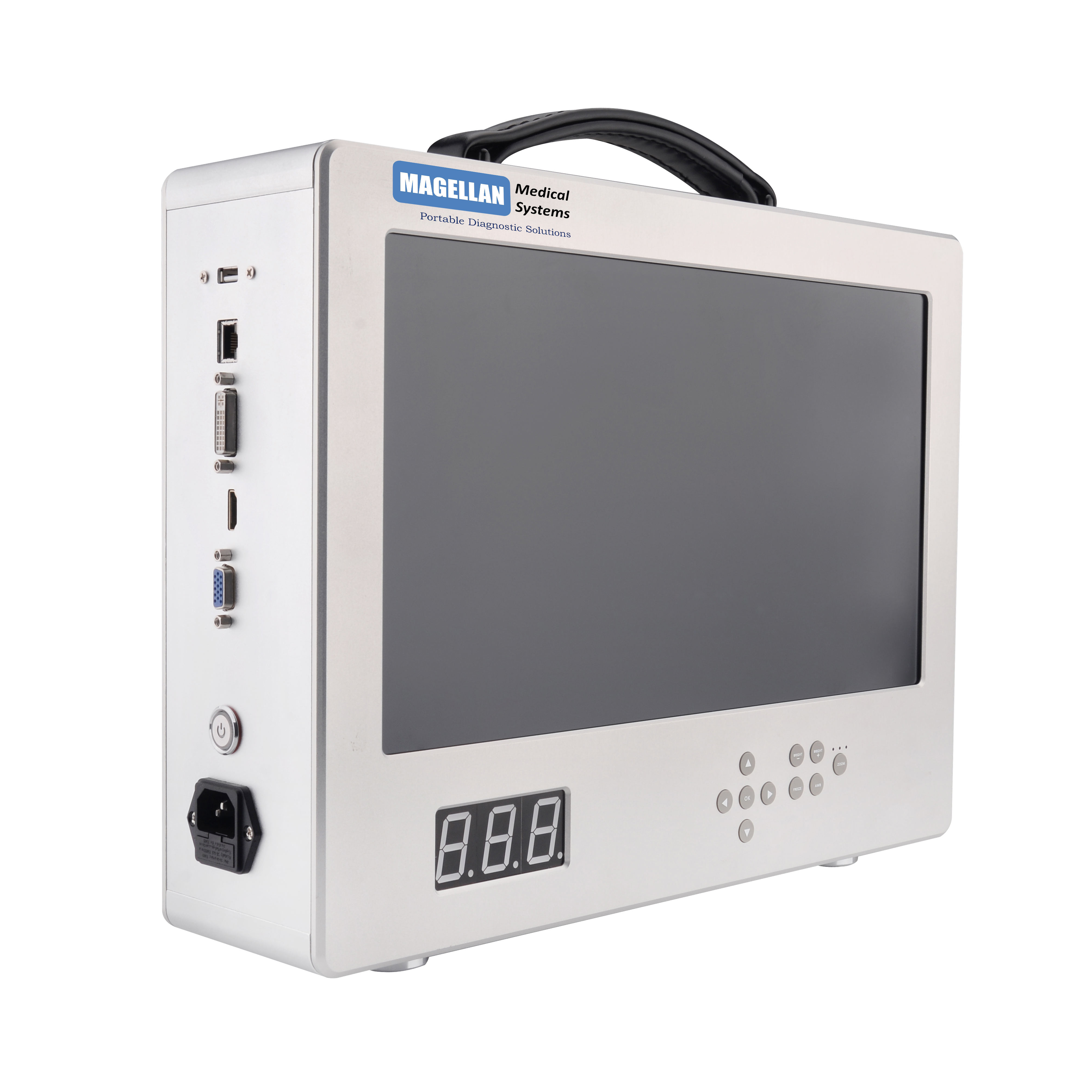 (NCM-CP15) 16 inch Integrated Camera Sys