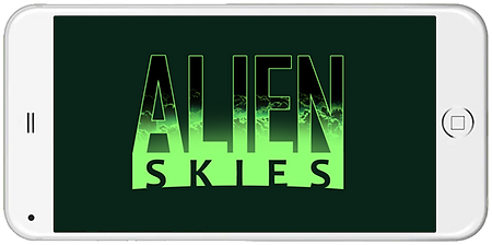 Alien Skies augmented reality prototype by C7 Games