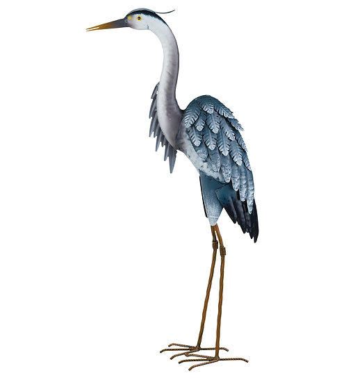 Blue Heron - Up