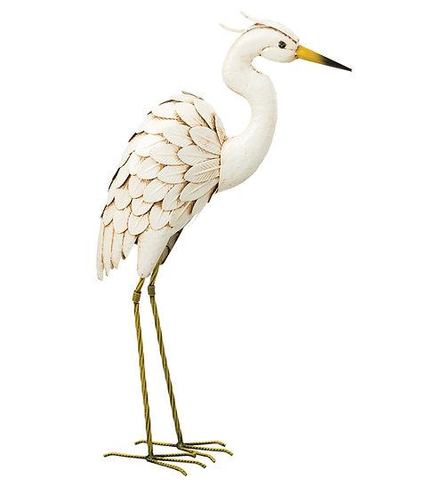 Snowy Egret - Down