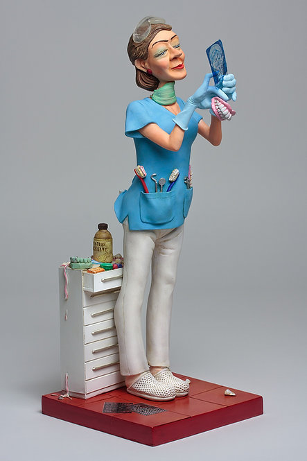 The Female Dentist