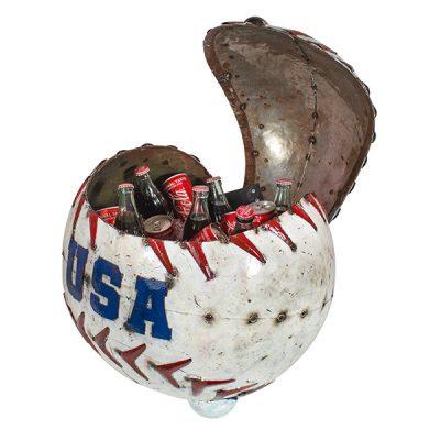 Baseball Cooler