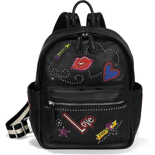 Love Scribble Backpack