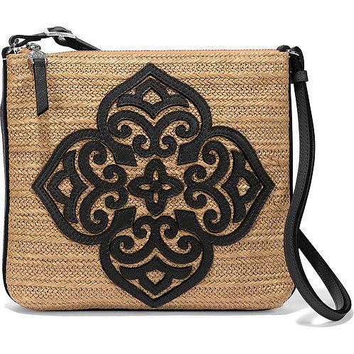 Sarita Straw Cross Body Bag
