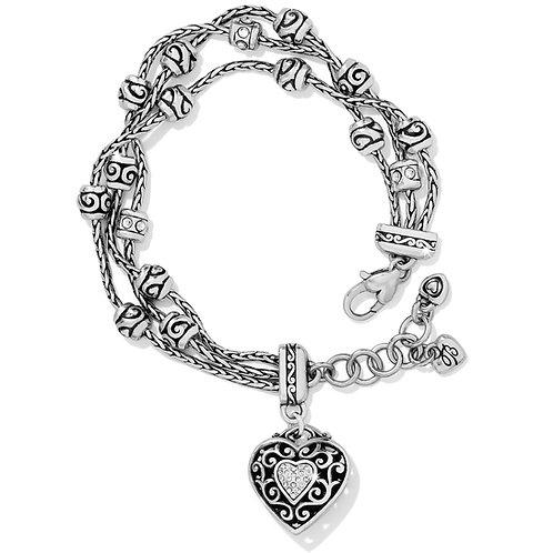 Reno Heart Bracelet