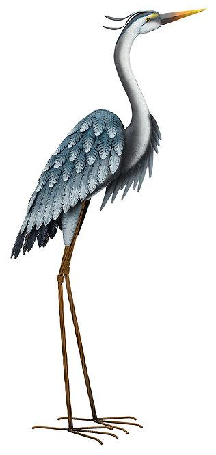 Blue Heron -Up
