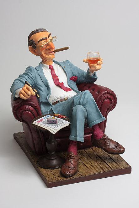The Boss Sculpture