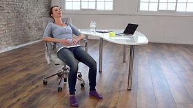 Office-Workout Kurzentspannung Büro