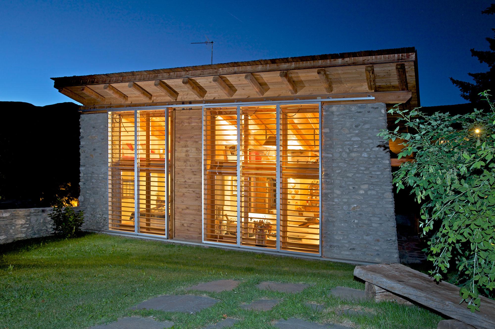 Edificio La Faldina