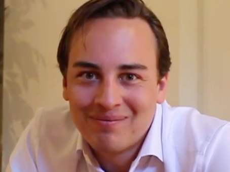 Founder and CEO of Ethical Angel, Alex Fahie, joins Alberto Lidji to discuss social entrepreneurship