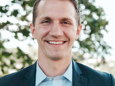 Cameron McCollum, Director of the Sudreau Global Justice Institute