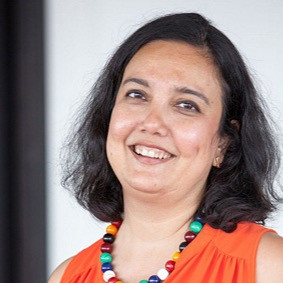 Naina Batra, Chairperson and CEO of AVPN (Asian Venture Philanthropy Network)