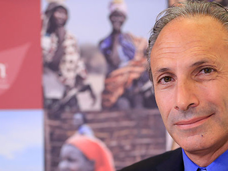 Tackling Human Suffering due to Malnutrition - Lawrence Haddad of GAIN shares his views