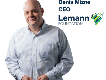 Denis Mizne, CEO of the Lemann Foundation joins Alberto Lidji to discuss quality education in Brazil