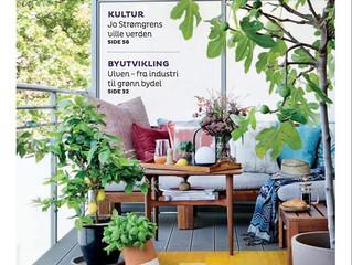 Coverartikkel i OBOSbladet