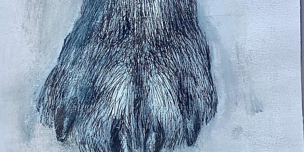 GALLERIET: Frem til 19 sept:  Illustrasjoner til boken Naturtro