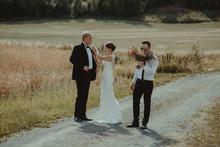 Bohemsk bryllup med Plume&Posy