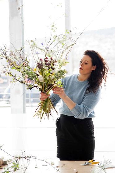 Blomsterdekoratør_Kirsten_Westergaard._