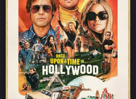 Film Önerisi : Once Upon a Time... in Hollywood