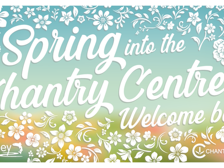 Welcome back to the Chantry Centre!