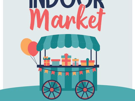 Pop-up indoor market returns to the Chantry Centre!