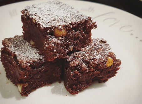 Vegan & Gluten-Free Chocolate Brownie Recipe