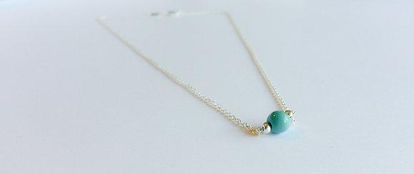 December Mini Birthstone Necklace