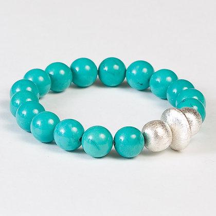 Turquoise Bonbon Bracelet