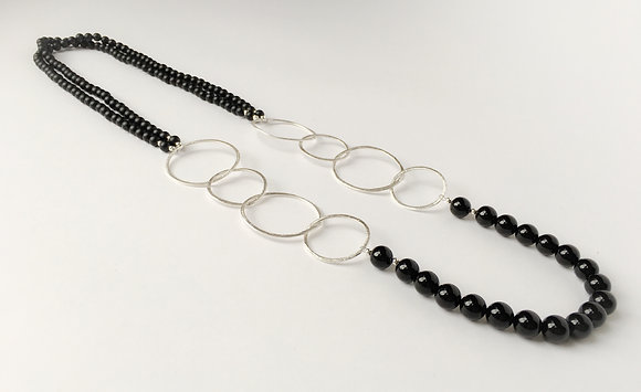 LIMITED EDITION Black agate