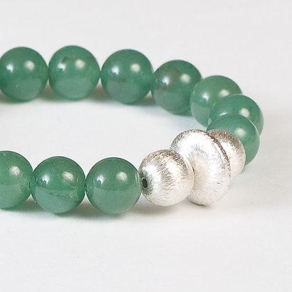 Green aventurine Bonbon Bracelet
