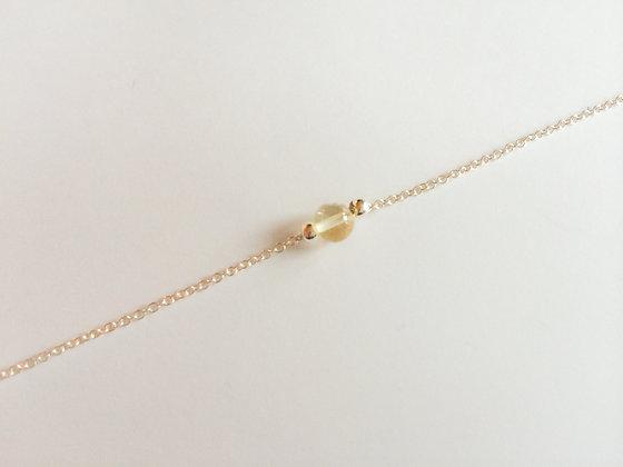 November Mini Birthstone Bracelet