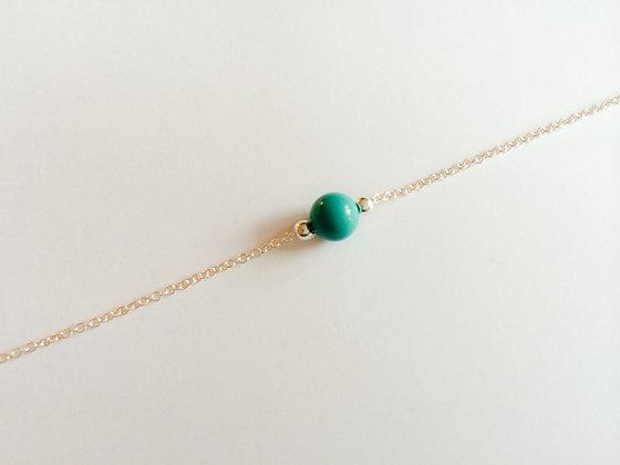 December Mini Birthstone Bracelet