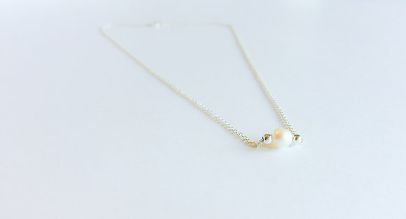 June Mini Birthstone Necklace