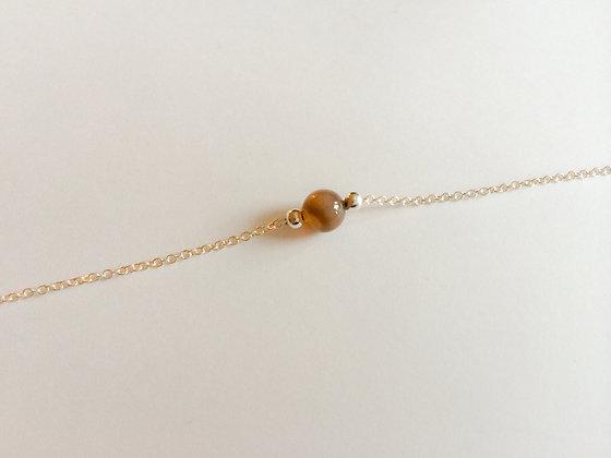 May Mini Birthstone Bracelet