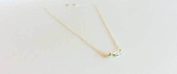 November Mini Birthstone Necklace