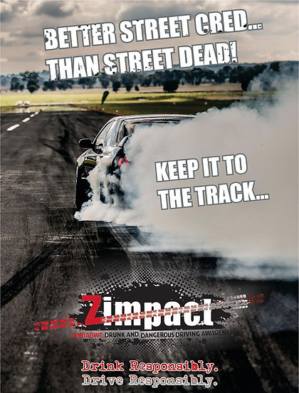 ZIMPACT ad - Keep it to the Track