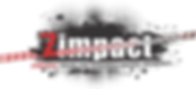 Zimpact logo and tagline
