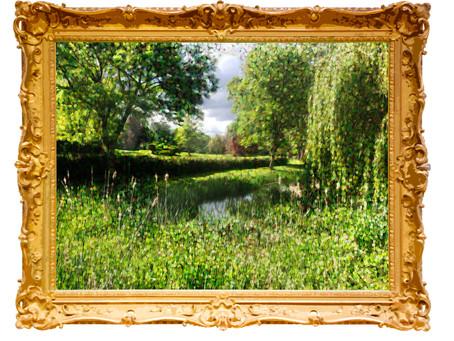 """A votre avis, combien coûte ce tableau de """"Monet"""" ?"""