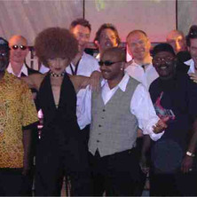 With the Funk Brothers